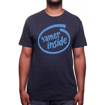 Game Inside - Tshirt Tshirt Homme Gamer