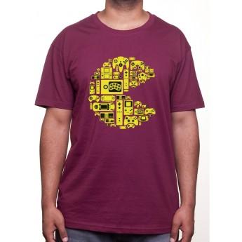 Pacman Manette - Tshirt Tshirt Homme Gamer