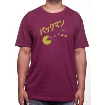 Japanese Pacman - Tshirt Tshirt Homme Gamer