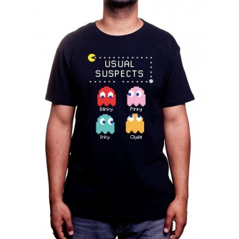 Usual Suspects - Tshirt Tshirt Homme Gamer