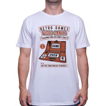Video Games - Tshirt Tshirt Homme Gamer