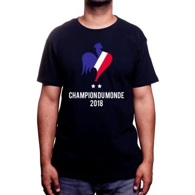 Champion du monde 2018 - Tshirt foot Tshirt Homme Sport