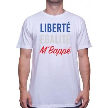 Liberte Egalté Mbappé