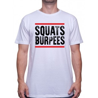Squat burpees