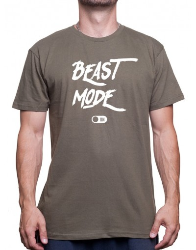 Beast Mode - Tshirt Tshirt Homme Sport