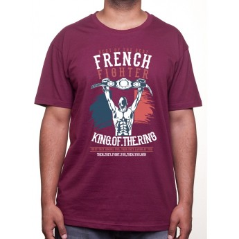 French Fighter - Tshirt Tshirt Homme Sport