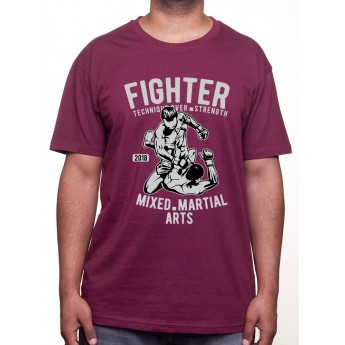Fighter - Tshirt Tshirt Homme Sport