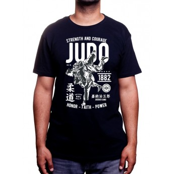 Judo - Tshirt Tshirt Homme Sport