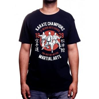 Karate Champions - Tshirt Tshirt Homme Sport