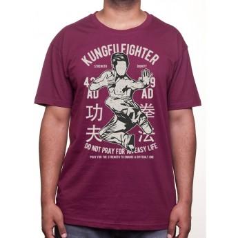 Kungfu Fighter - Tshirt Tshirt Homme Sport