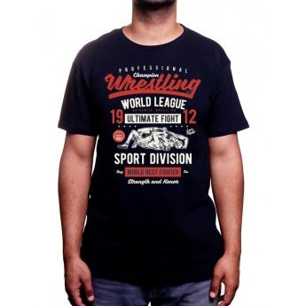 Wrestling - Tshirt Tshirt Homme Sport
