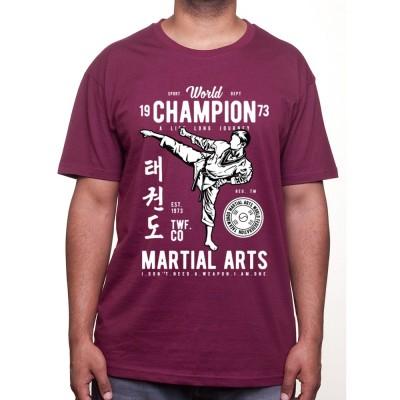 Taekwondo World - Tshirt Tshirt Homme Sport
