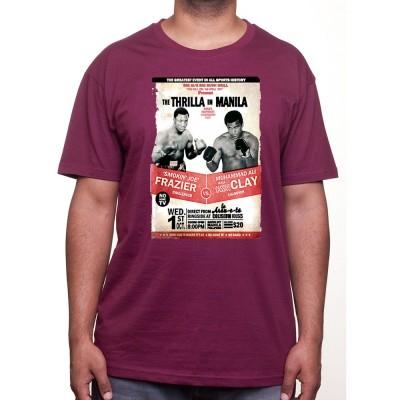 Ali Frazier - Tshirt Tshirt Homme Sport