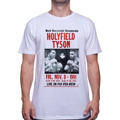 Tyson Holyfield - Tshirt Tshirt Homme Sport