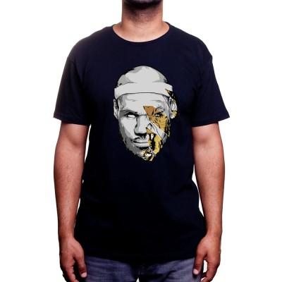 Lion Bron - Tshirt Tshirt Homme Sport