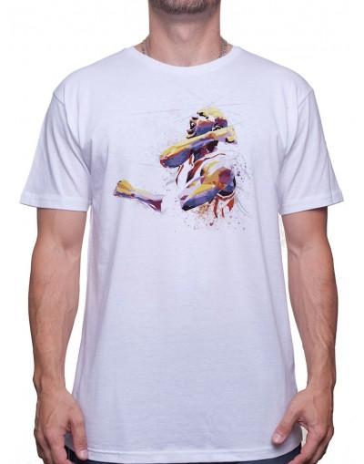 Jordan Art - Tshirt Tshirt Homme Sport