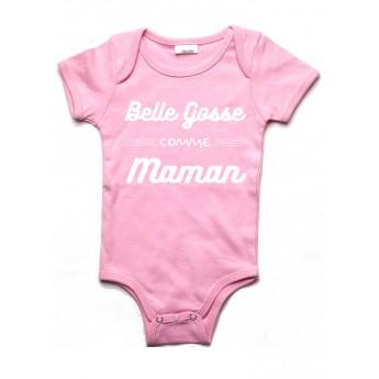 Belle gosse comme MAMAN - Body bébé