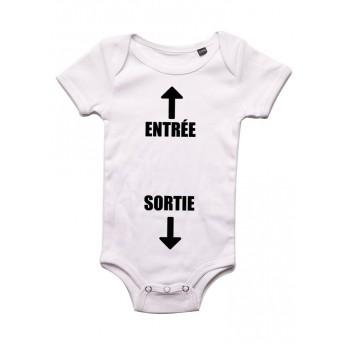 Input Output - Body bébé