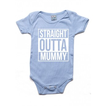 Straight Out mummy - Body bébé