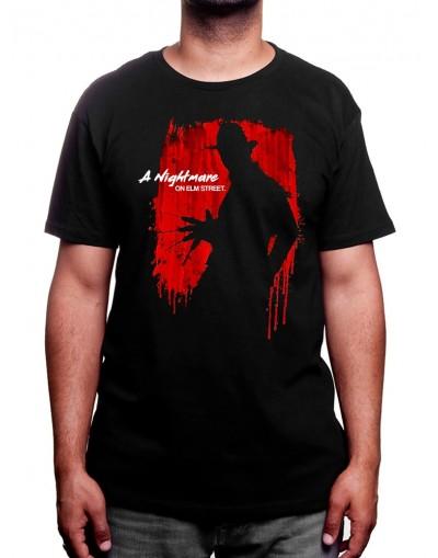A nightmare on earth Freddy Krueger - Tshirt Homme
