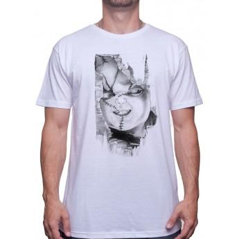 Chucky draw - Tshirt