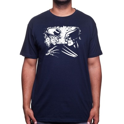 Freddy vs Wolverine - Tshirt