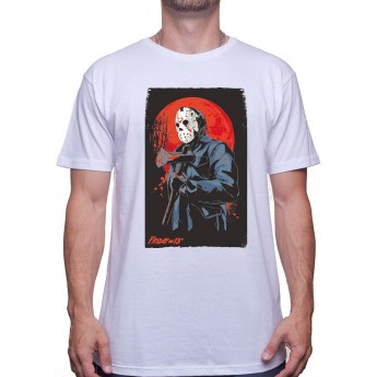 Friday 13th JAson Draw - Tshirt