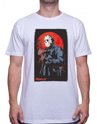 Friday 13th JAson Draw - Tshirt