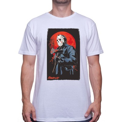 Friday 13th JAson Draw - Tshirt Homme