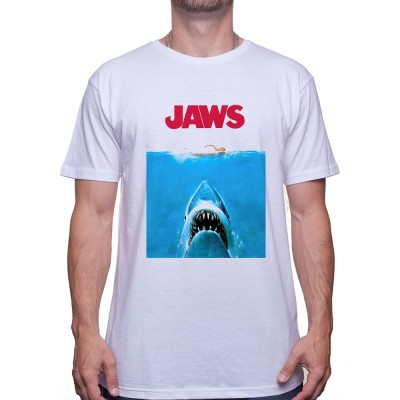 Jaws - Tshirt Homme