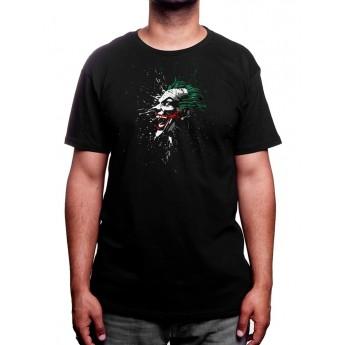Joker Splat Face - Tshirt Homme