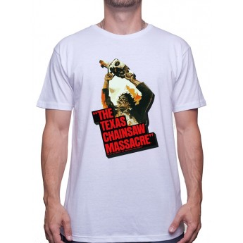 Massacre à la tronconeuse - Tshirt