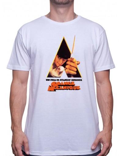 Orange mecanique - Tshirt Homme