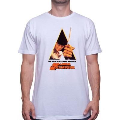 Orange mecanique - Tshirt Homme