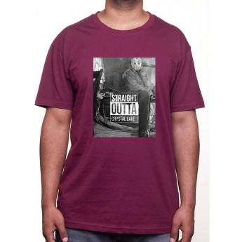 straight outta crystal lake - Tshirt