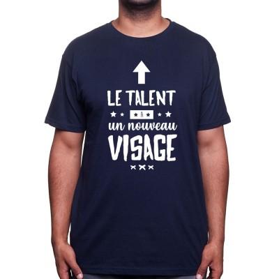 Le talent a un nouveau visage - Tshirt Homme