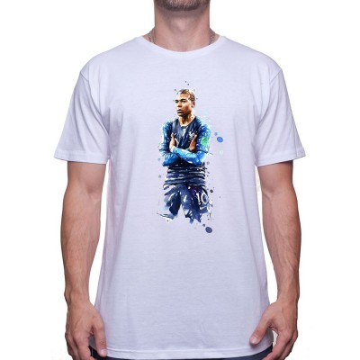 Mbappe cross arm - Tshirt foot