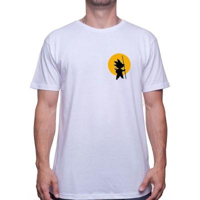 Goku circle - Tshirt Homme