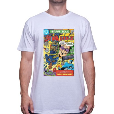 Batman vs Jay Z - Tshirt Homme