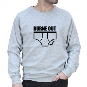 Burne out - Sweat Homme