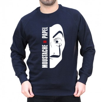 Moustache de Papel - Sweat