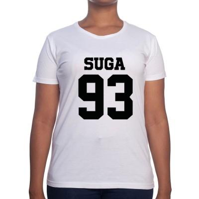 SUGA 93 - Tshirt BTS Femme
