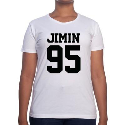 JIMIN 95 - Tshirt BTS Femme