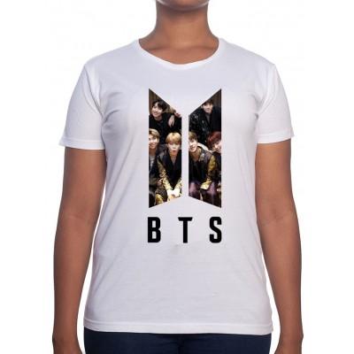 LOGO BTS ART - Tshirt BTS