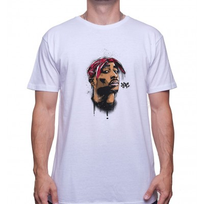 Tupac Rouge - Tshirt Sneakers Event