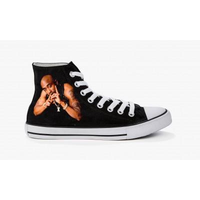 Sneakers All eyes on me Black