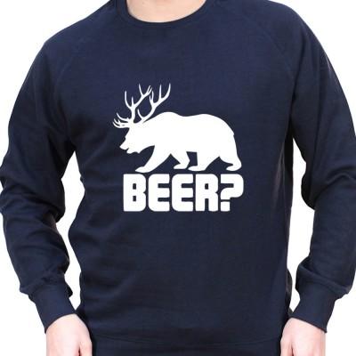 Beer – Sweat Crewneck Homme Alcool