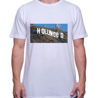 Hollyweed - Tshirt Homme Weed Tshirt Weed Homme