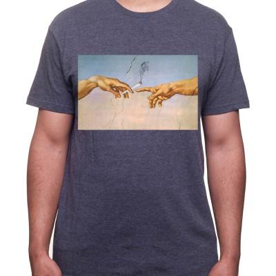 Michel Ange Weed - Tshirt Homme Weed Tshirt Weed Homme