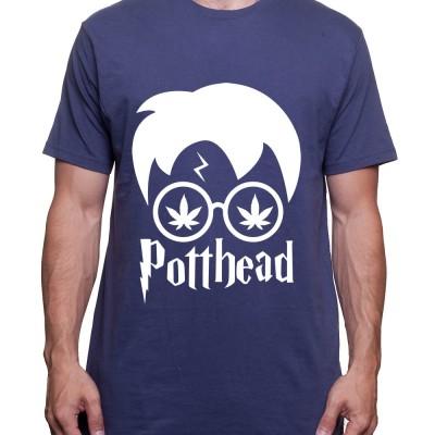 Pottehead - Tshirt Homme Weed Tshirt Weed Homme